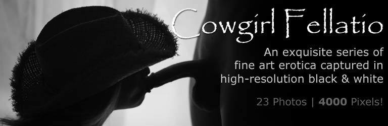 August 2007 Issue: Cowgirl Fellatio