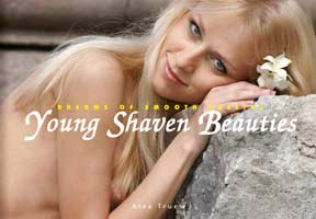 Young Shaven Beauties by Alex Truew