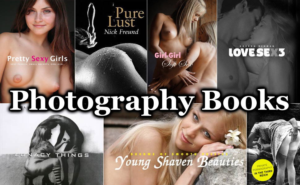 Erotic Photography Books